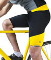gel padded touring shorts