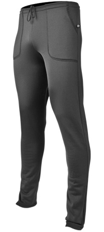 Fleece Polyester Fitness Pants