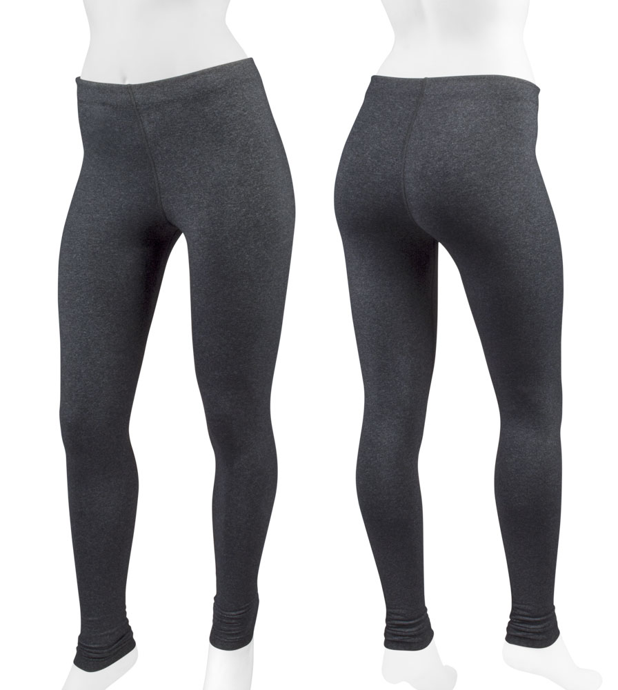 Women's Heather Supplex Tights Leggings for Cycling | Running ...