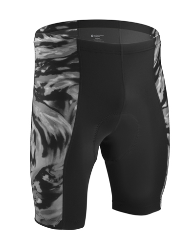 silver wave bicycle shorts