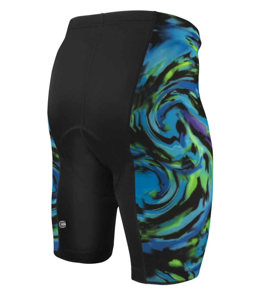 blue wave bike short