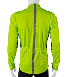 3m 360 reflective cycling jacket