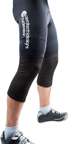 fleece knee warmers