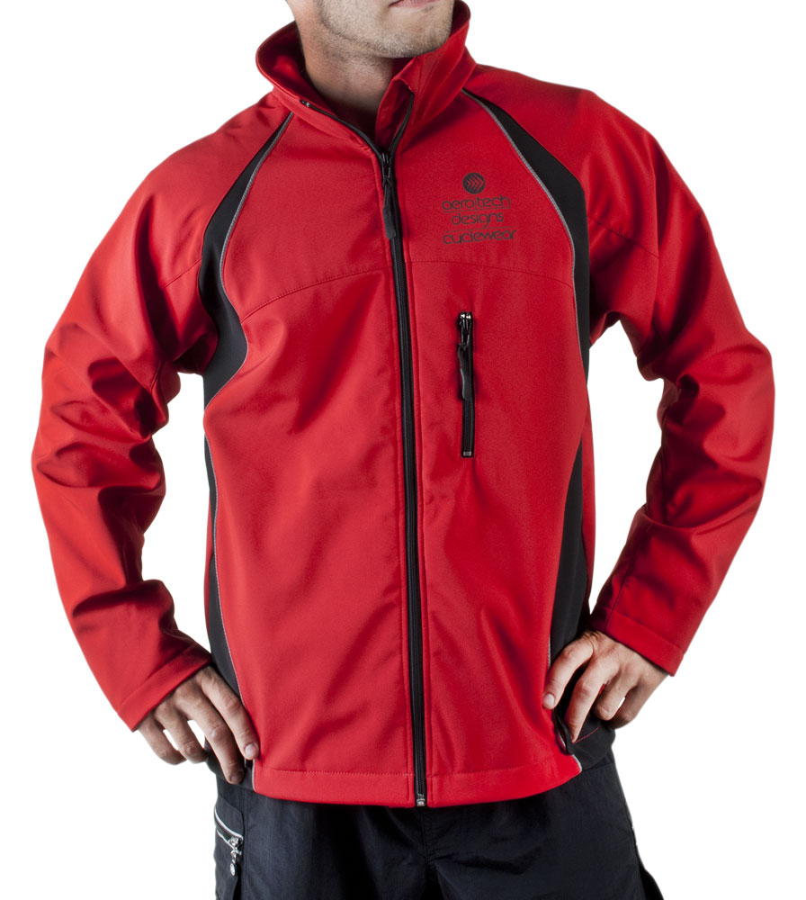 Aero Tech Designs - Men's Windproof Thermal Cycling Jacket