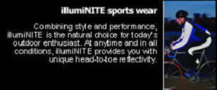 IllumNite Reflective Cycle Jacket